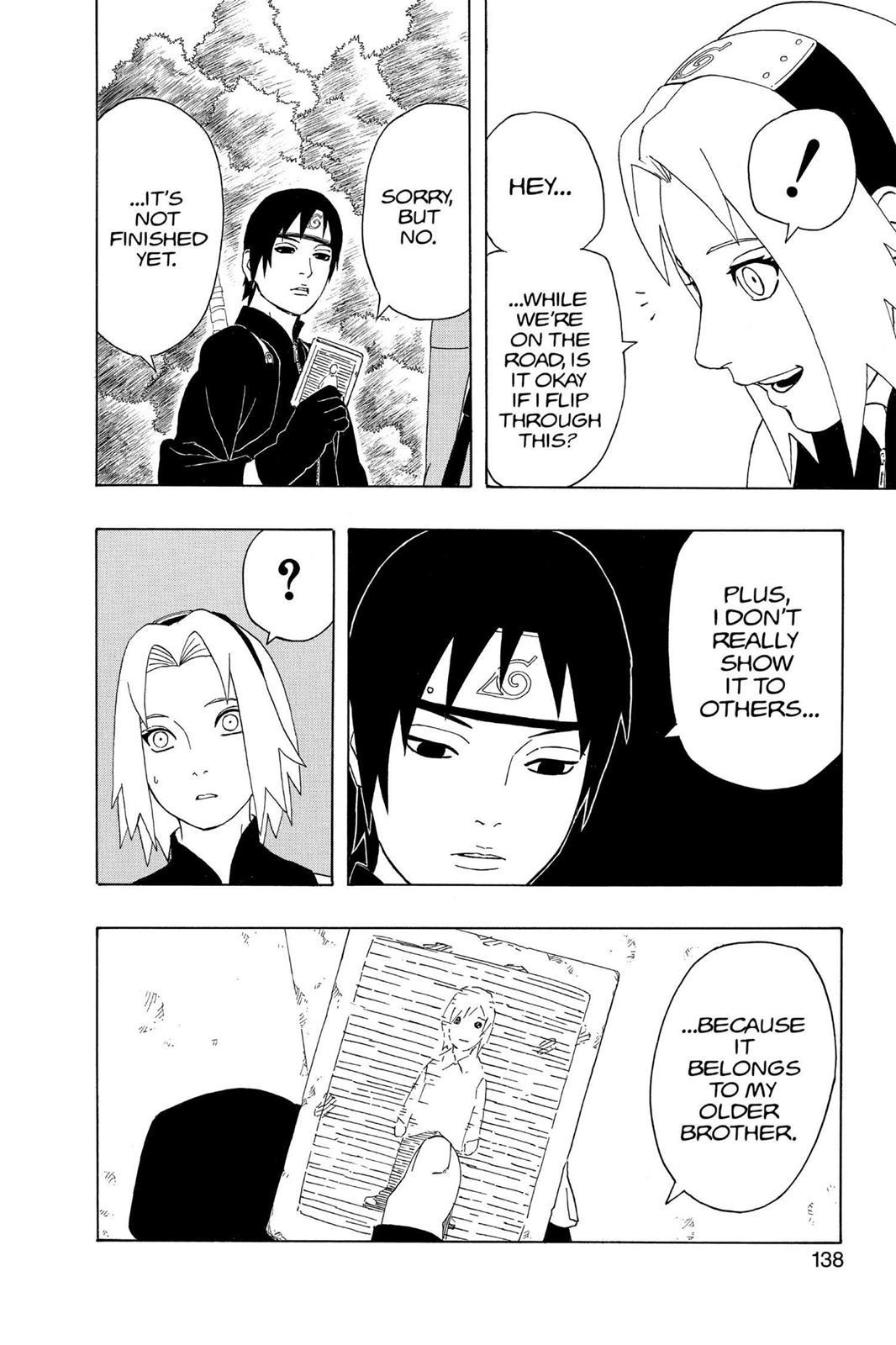 Naruto, Chapter 287 image 012
