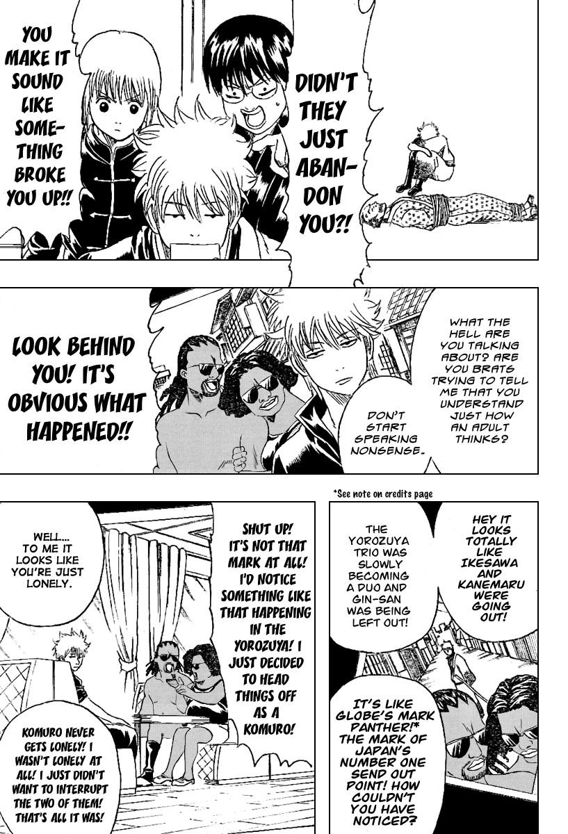 Gintama Chapter, 195 image 014