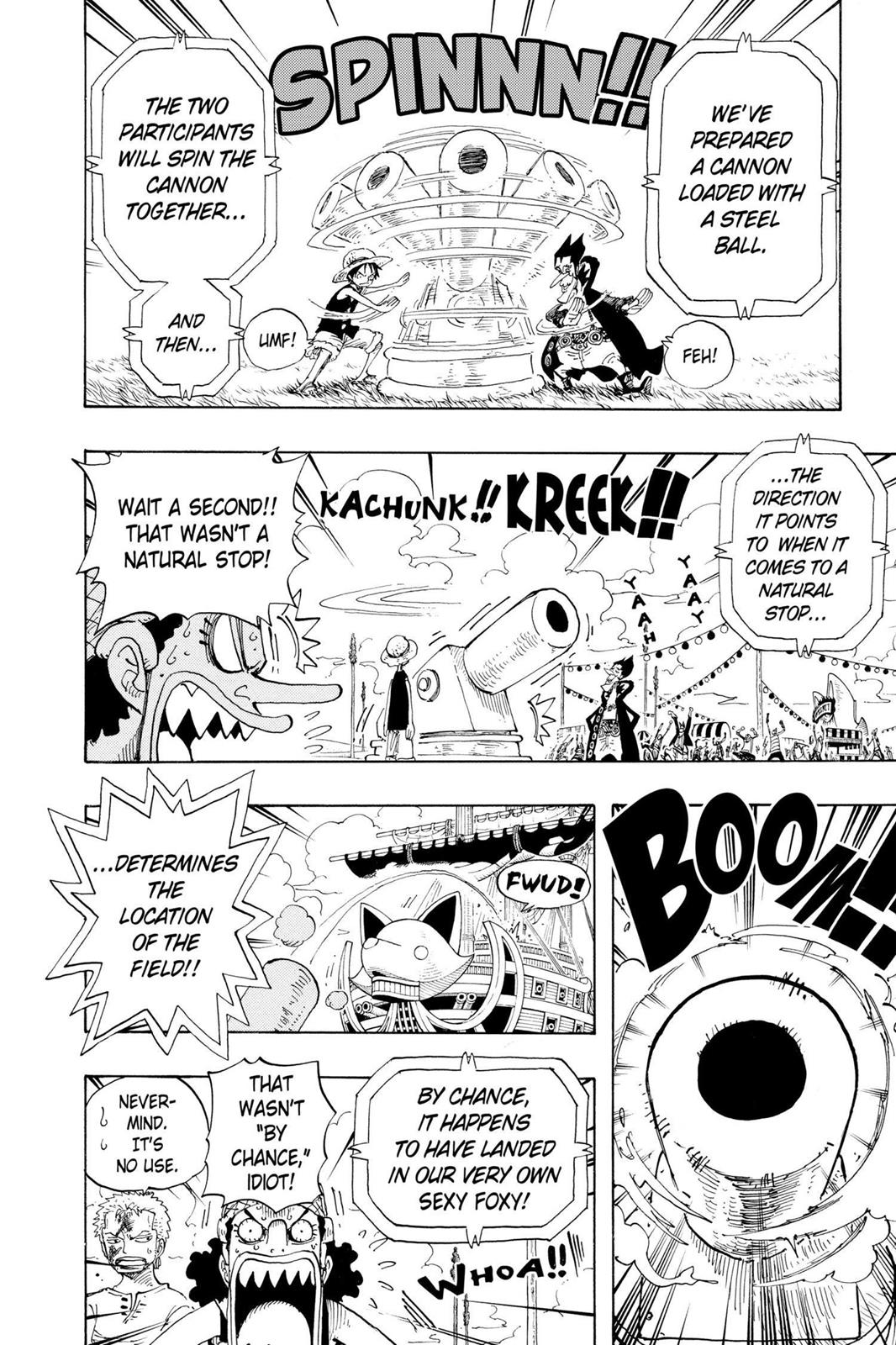 One Piece, Chapter 313 image 012