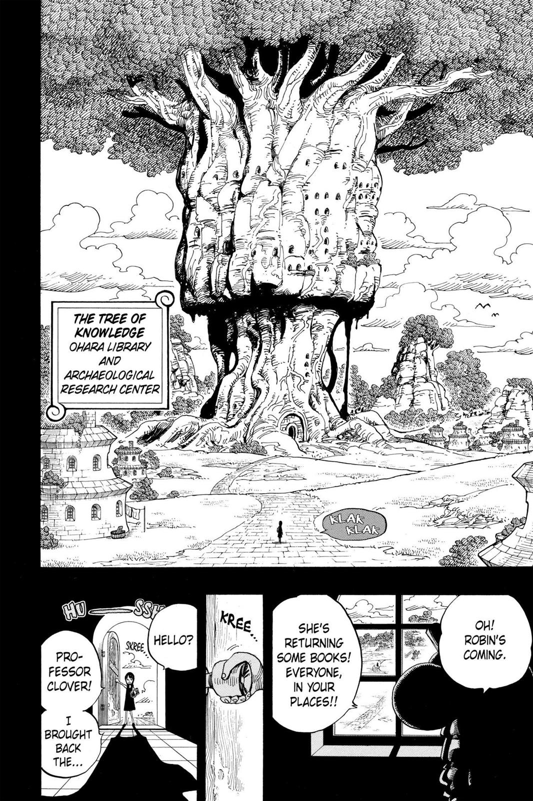One Piece, Chapter 391 image 019
