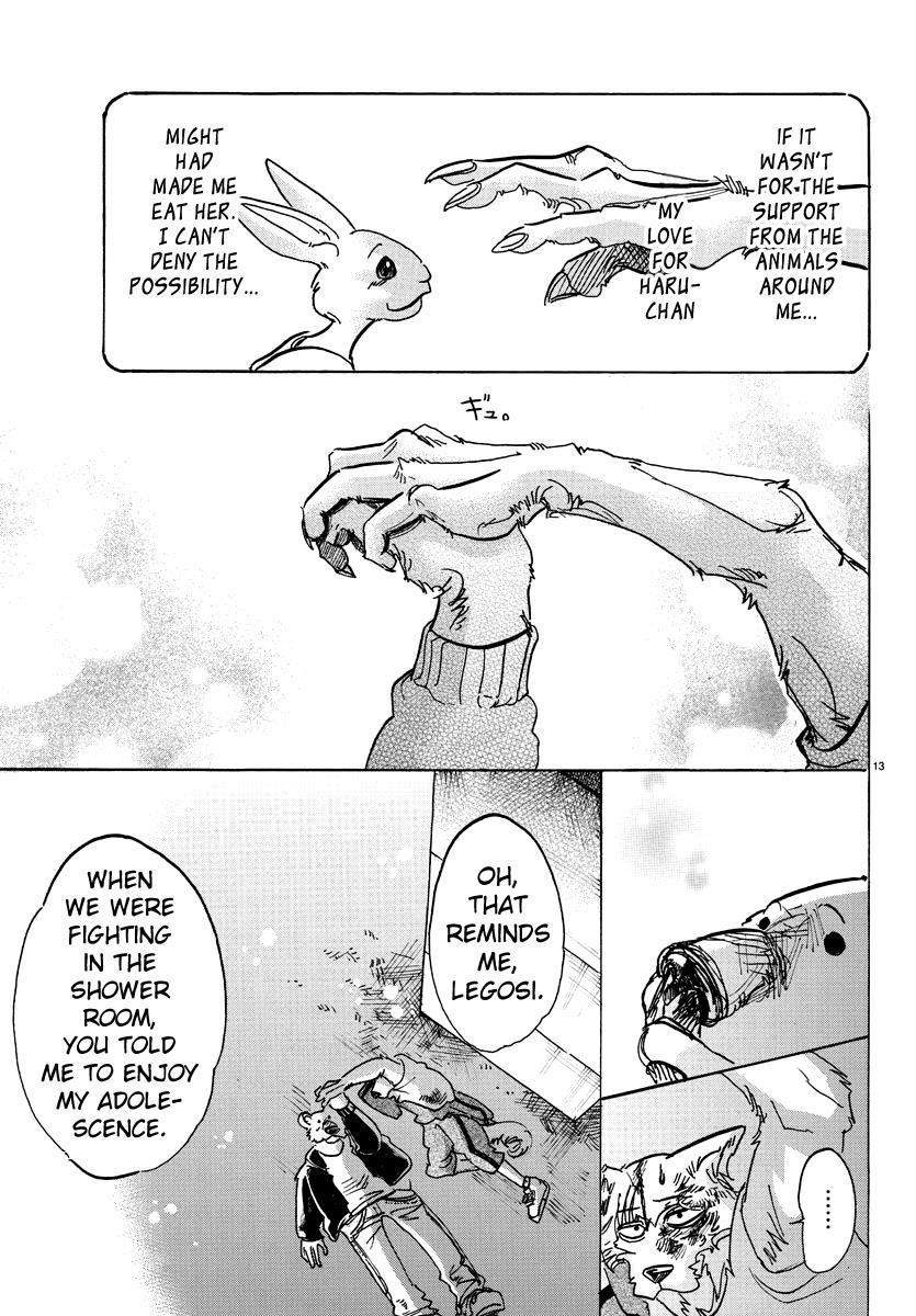 Beastars Manga, Chapter 94 image 013