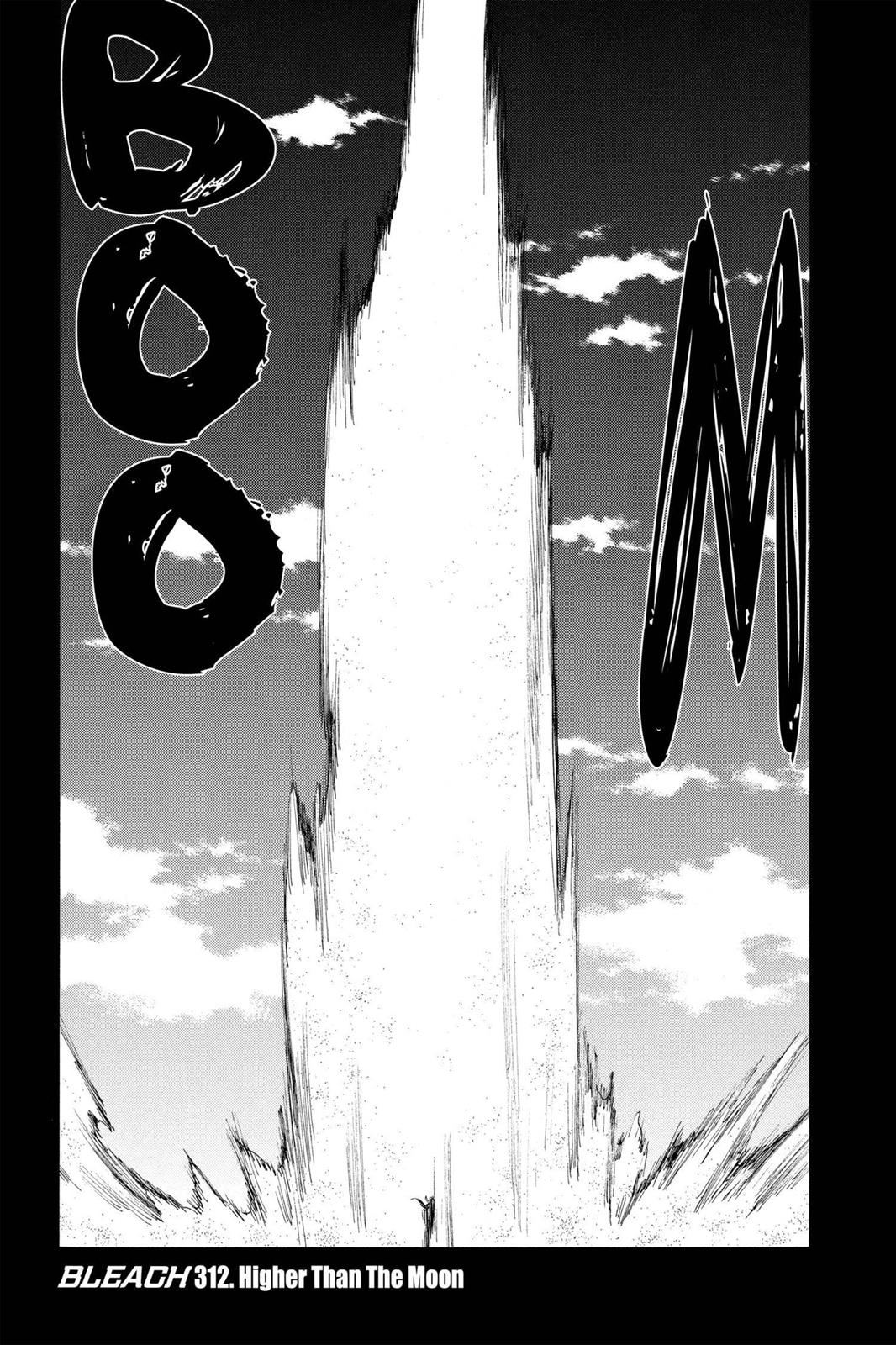 Bleach, Chapter 312 image 003