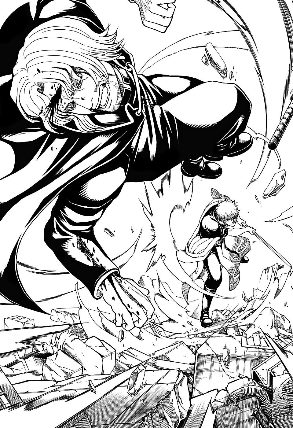 Gintama Chapter, 571 image 011