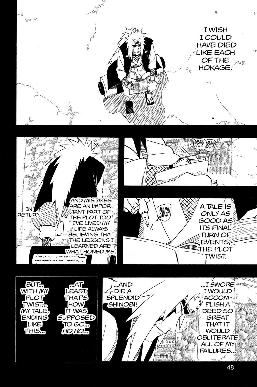 Naruto, Chapter 382 image 006