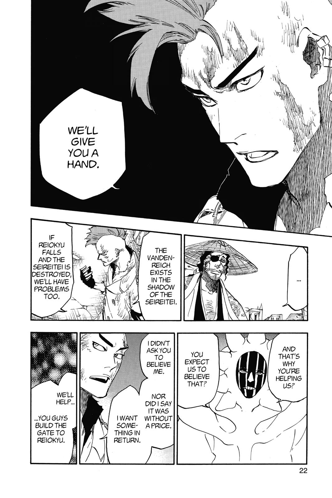 Bleach, Chapter 623 image 022