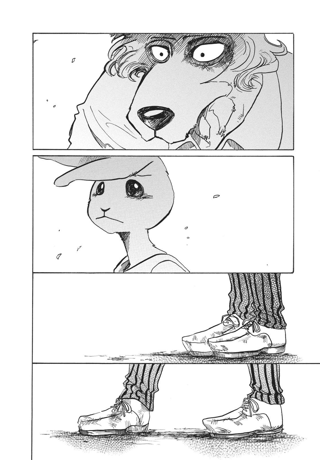 Beastars Manga, Chapter 47 image 023