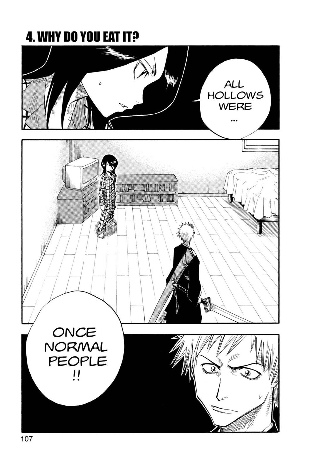 Bleach, Chapter 4 image 001