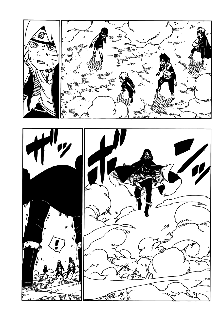 Boruto Manga, Chapter 23 image 004