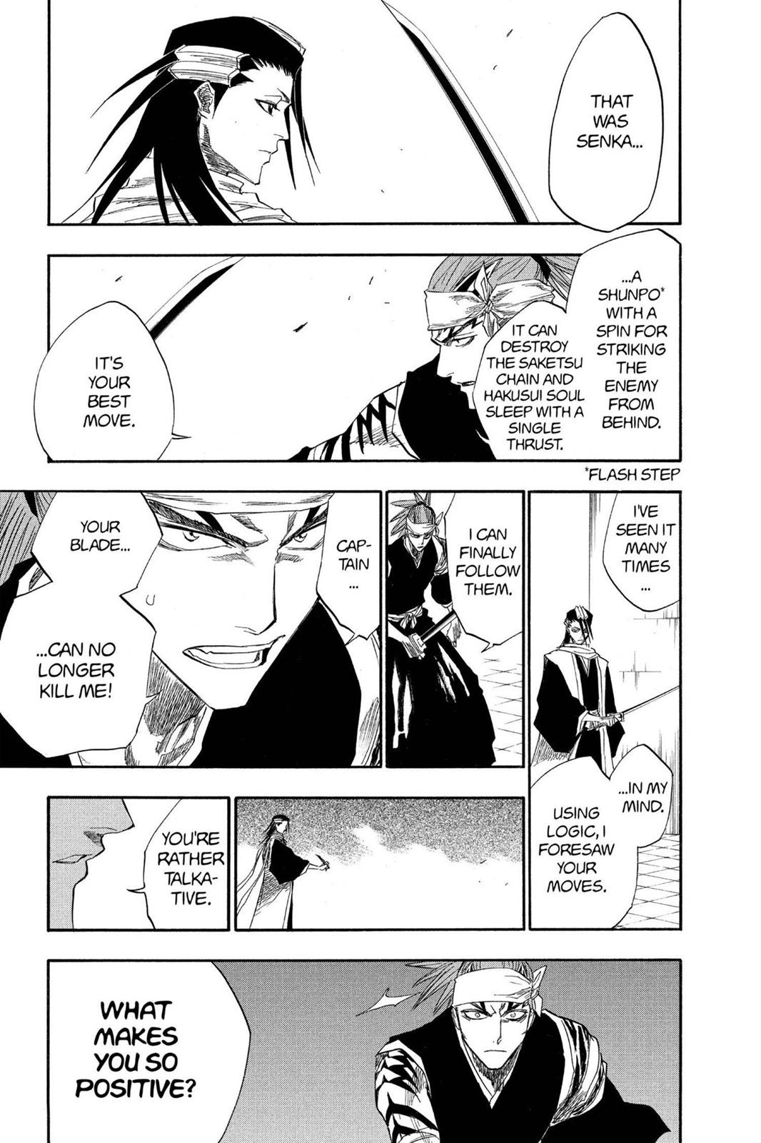 Bleach, Chapter 140 image 024