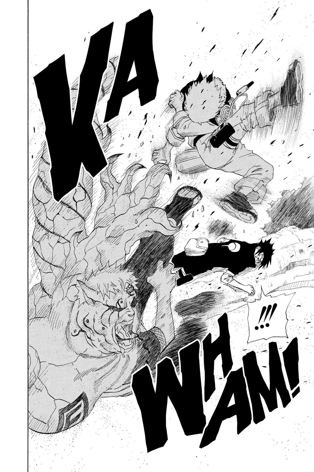 Naruto, Chapter 128 image 018
