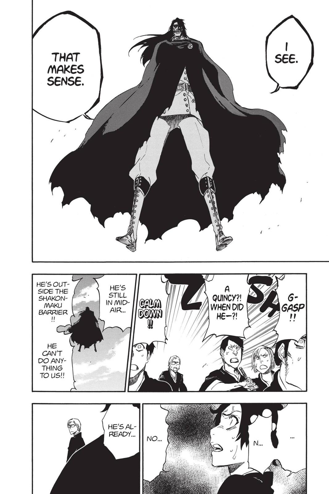 Bleach, Chapter 493 image 016