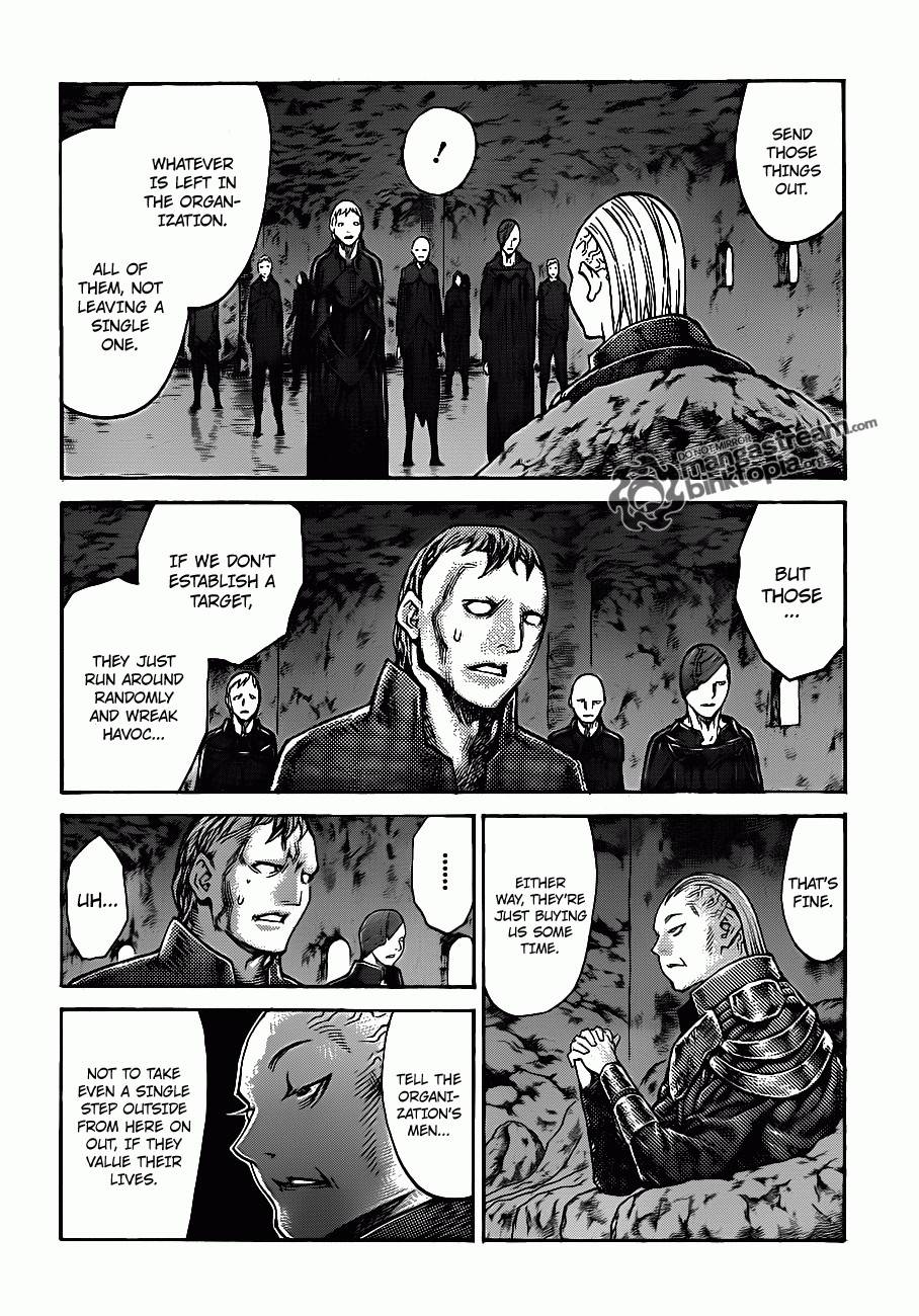 Claymore, Chapter 114 image 017