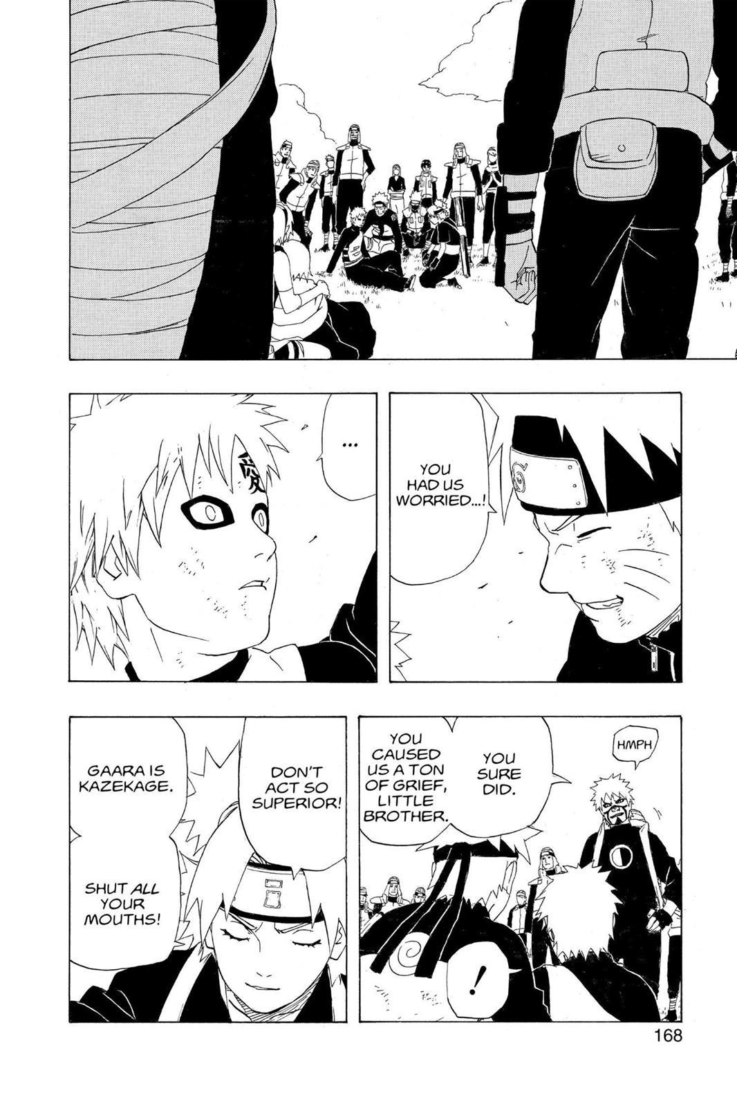 Naruto, Chapter 280 image 002