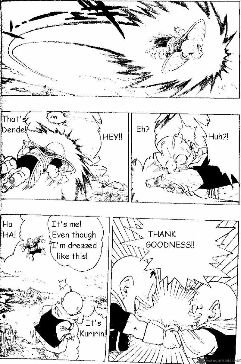 Dragon Ball, Chapter 291 image 014