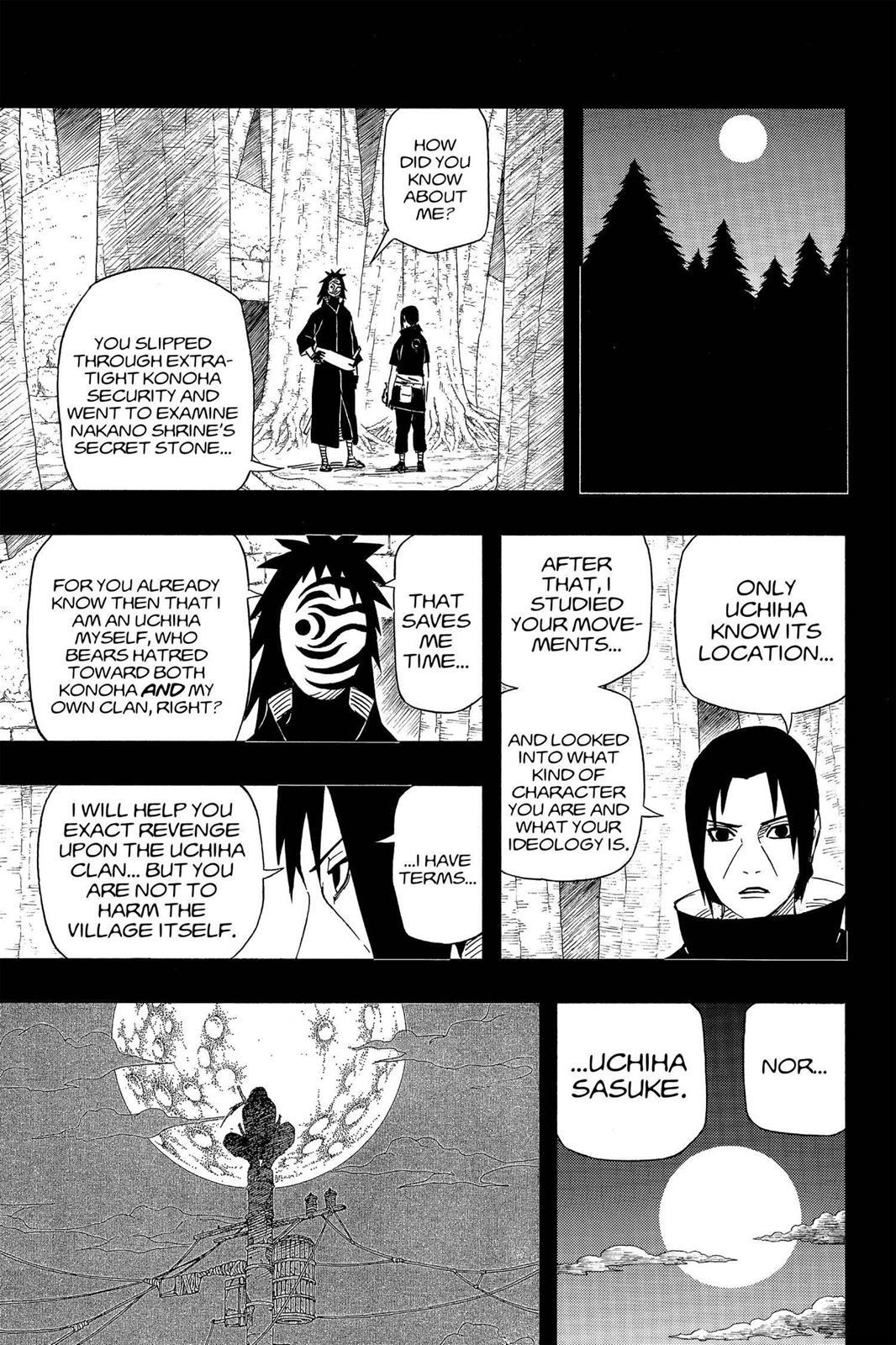 Naruto, Chapter 590 image 011