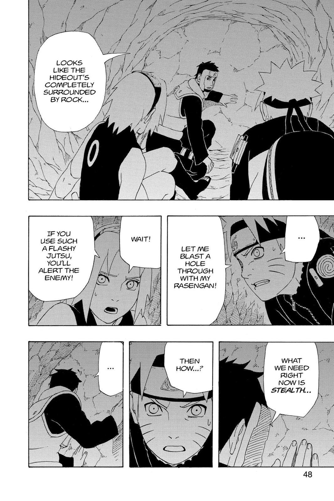 Naruto, Chapter 302 image 006