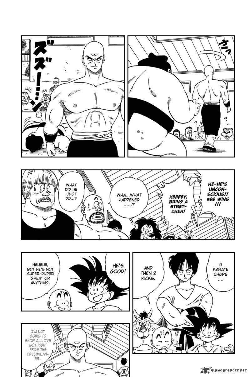 Dragon Ball, Chapter 114 image 013