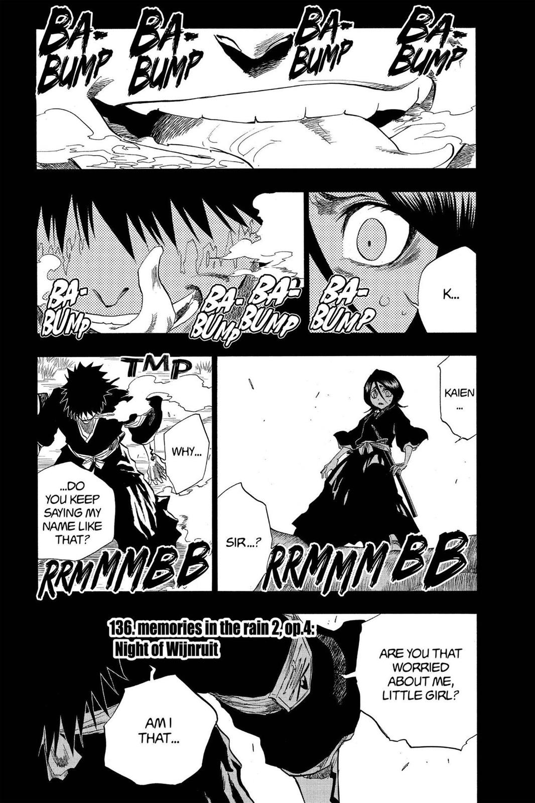 Bleach, Chapter 136 image 001