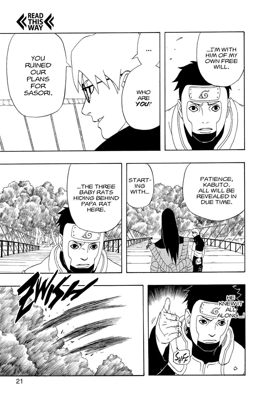 Naruto, Chapter 290 image 022