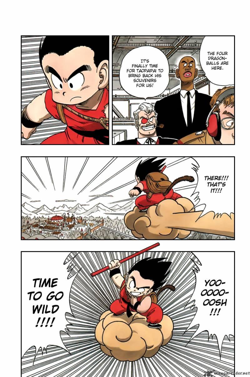 Dragon Ball, Chapter 93 image 011