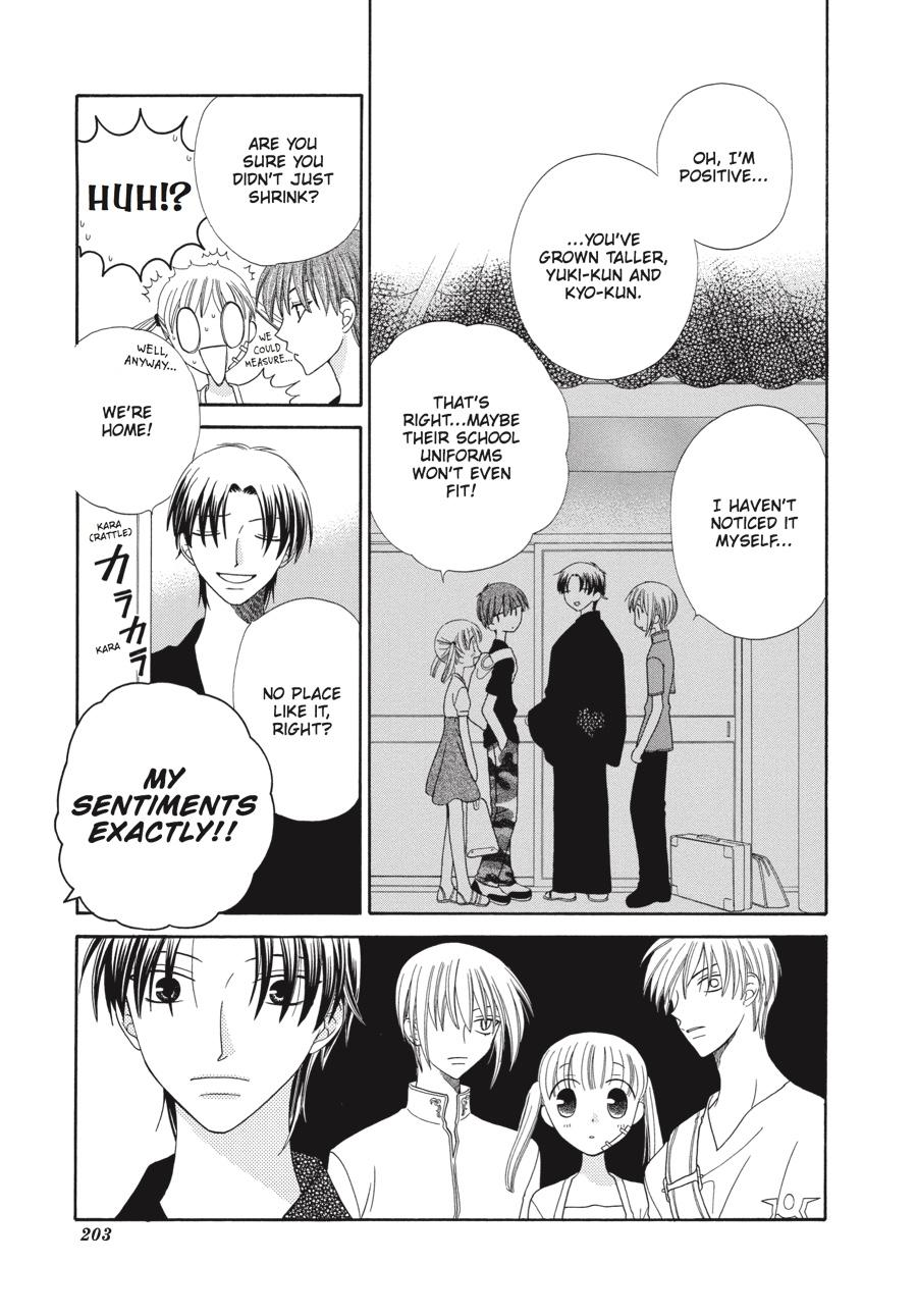 Fruits Basket, Chapter 66 image 003