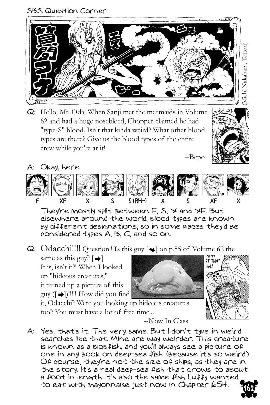 One Piece, Chapter 654 image 020