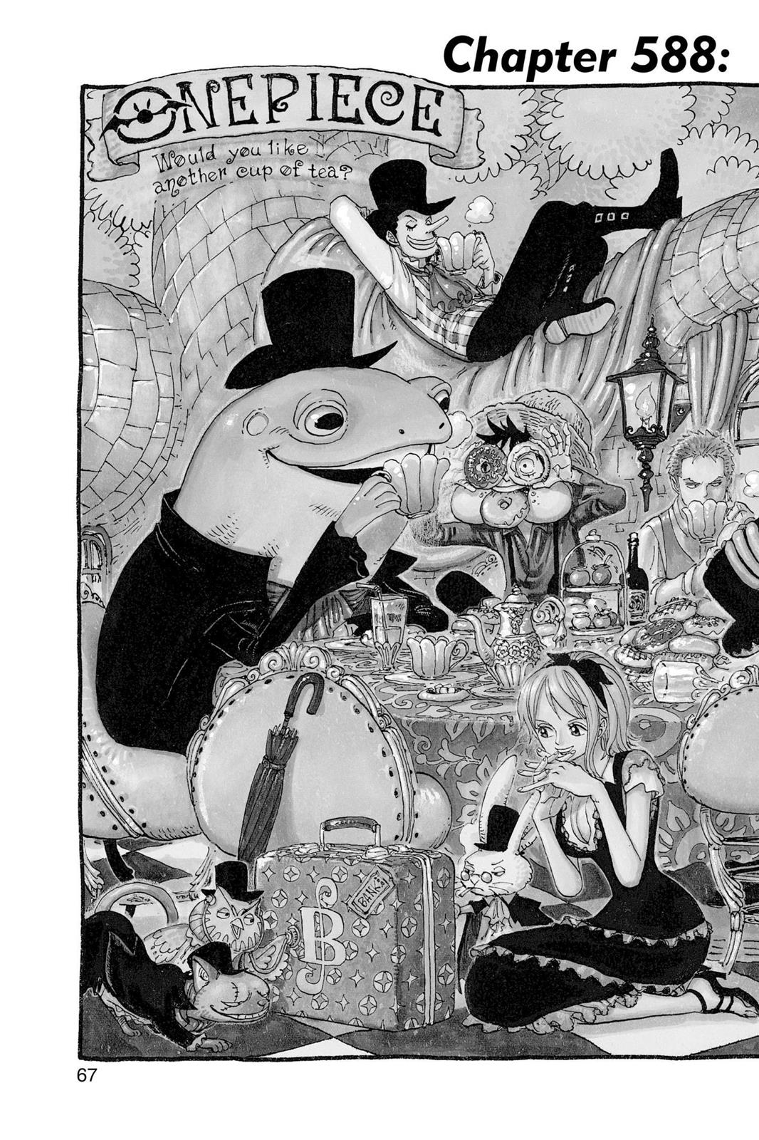 One Piece, Chapter 588 image 002