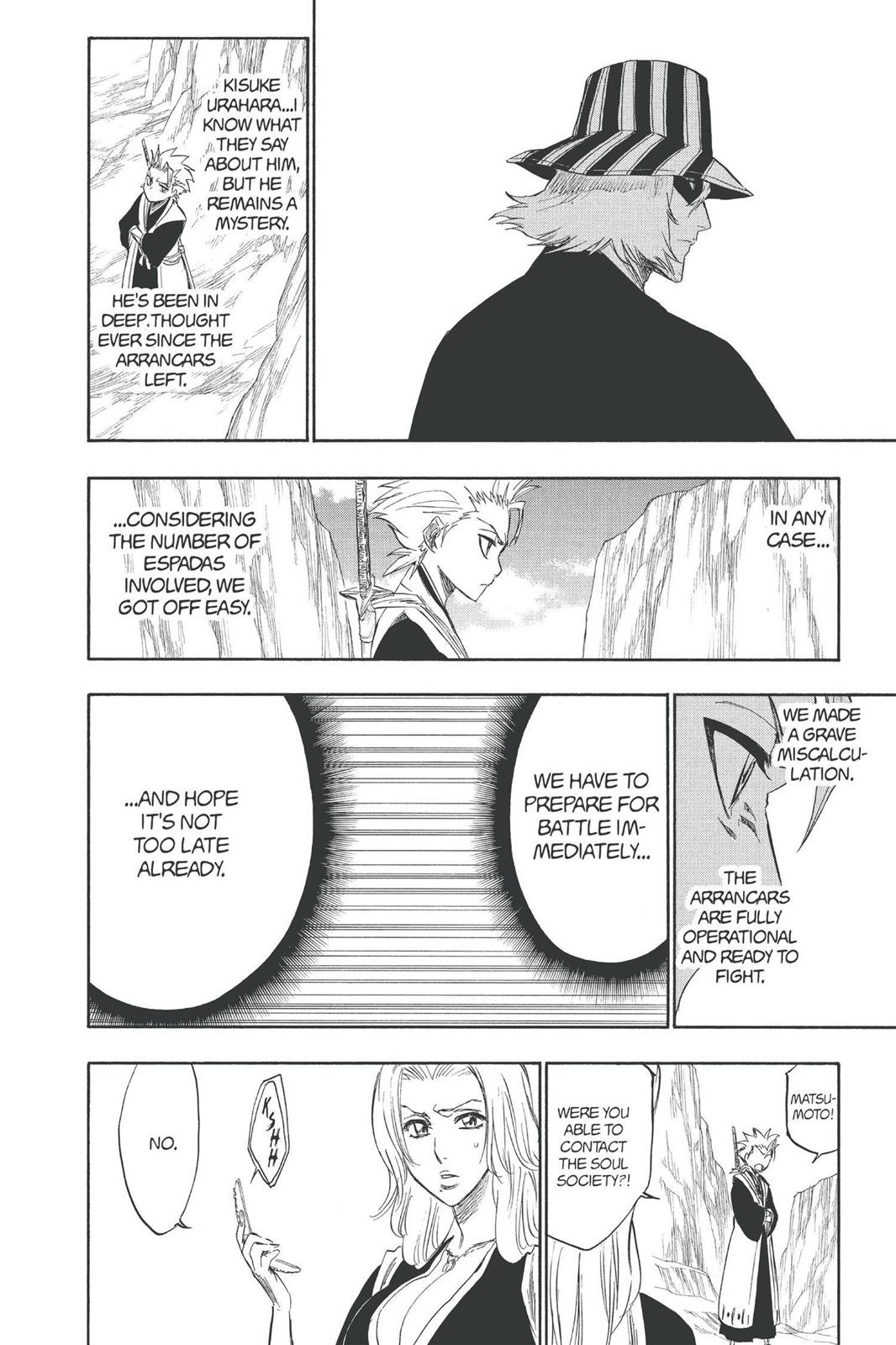 Bleach, Chapter 237 image 006