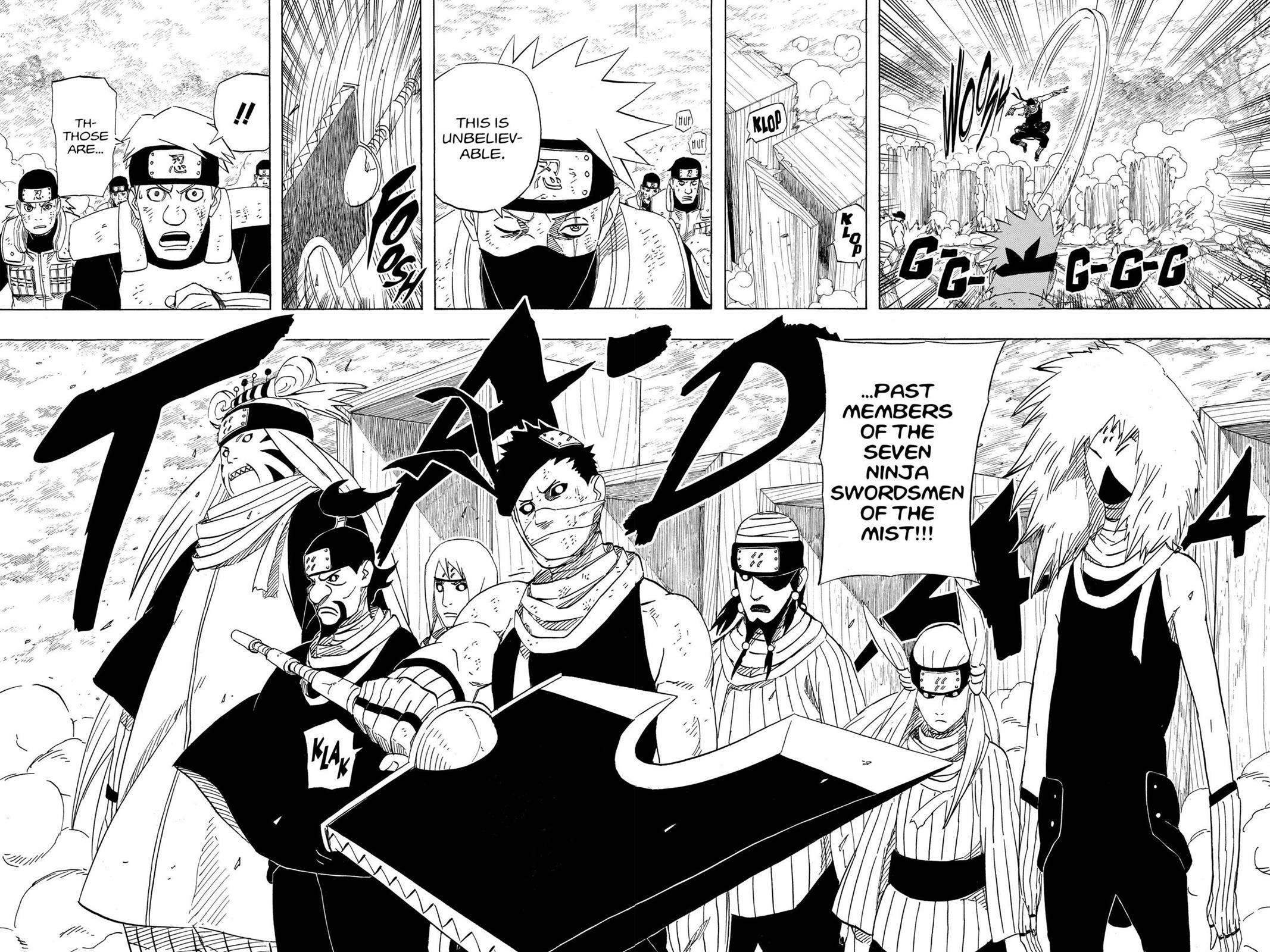 Naruto, Chapter 522 image 016