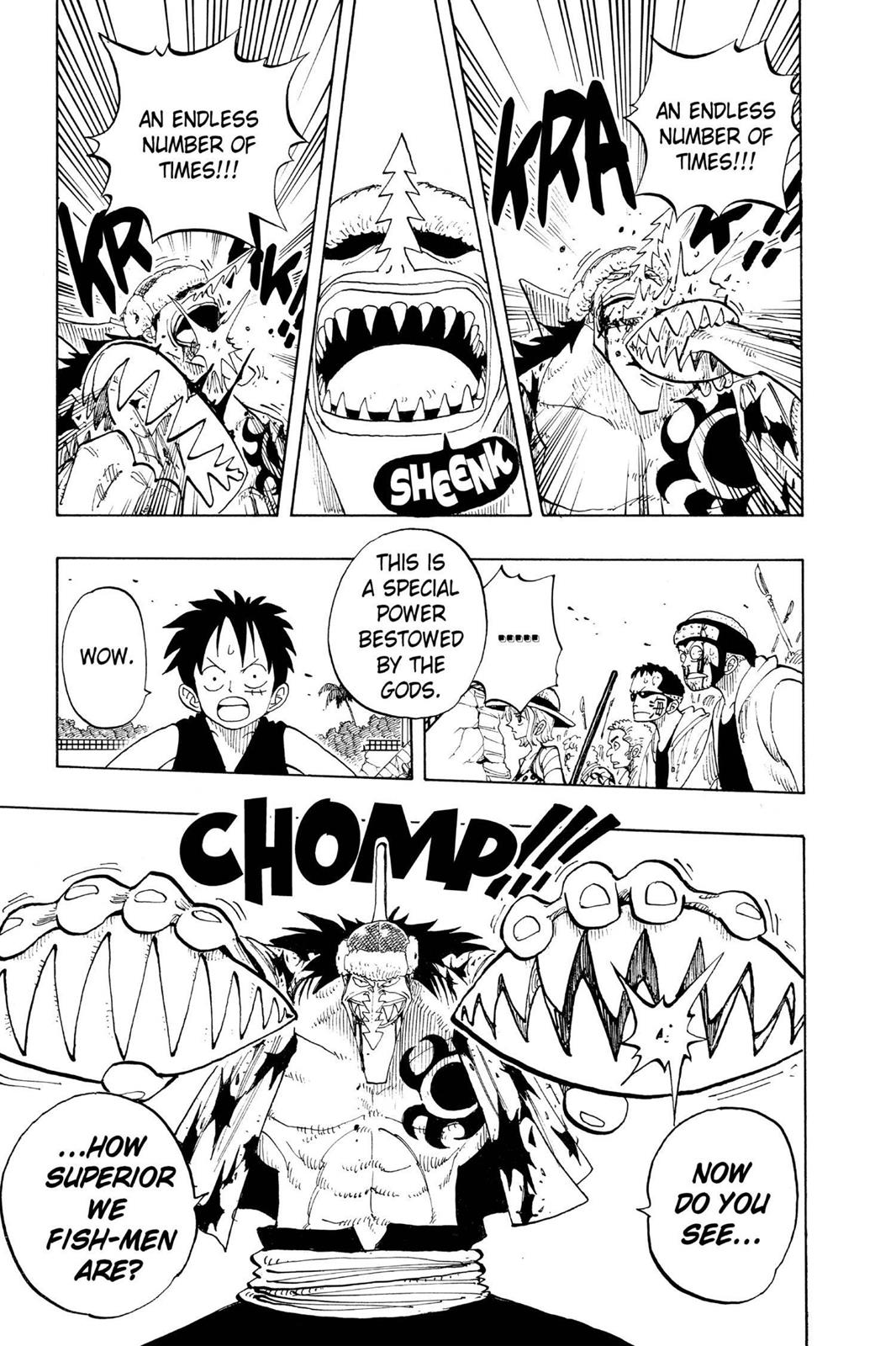 One Piece, Chapter 90 image 017