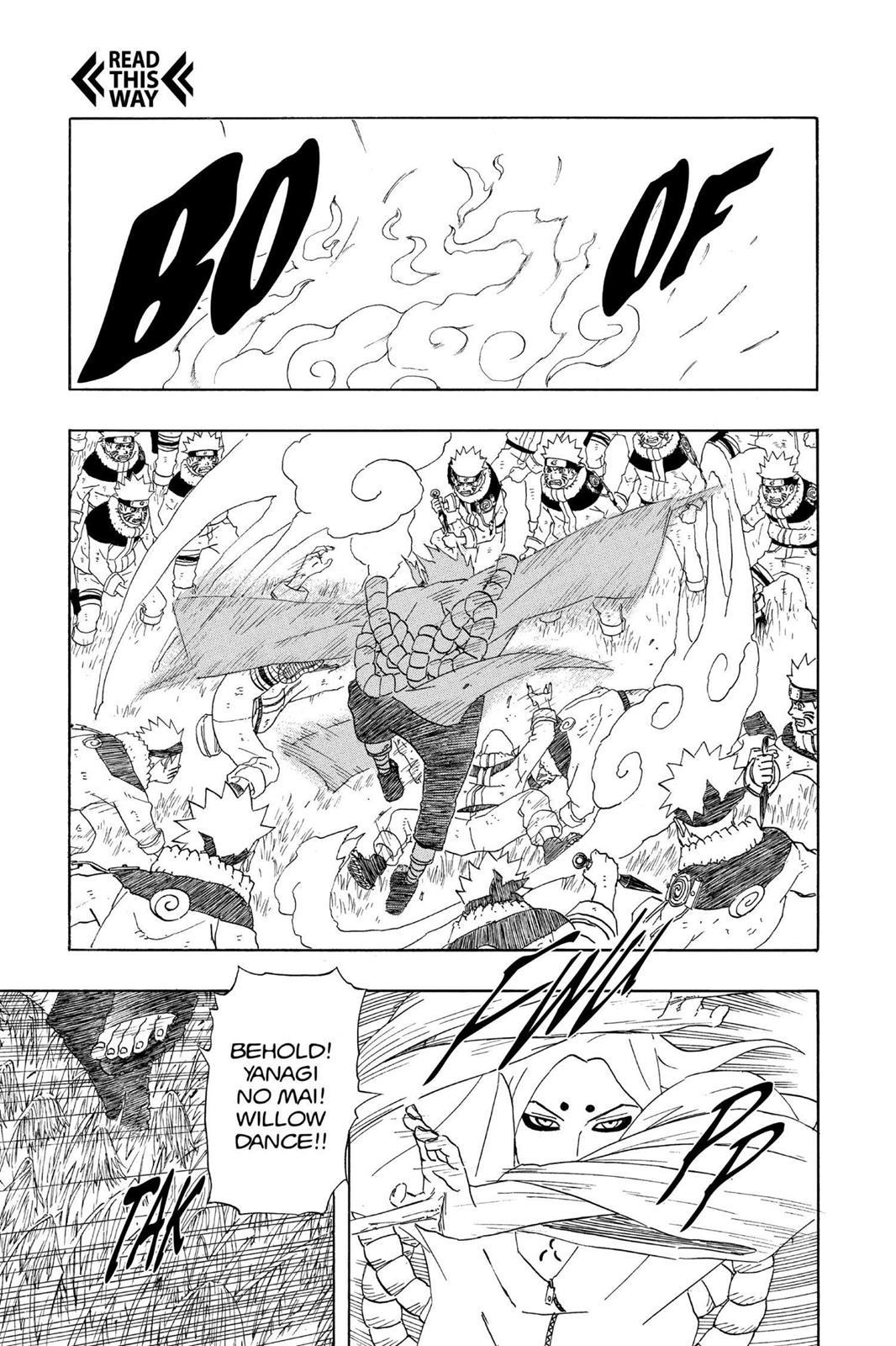 Naruto, Chapter 205 image 013