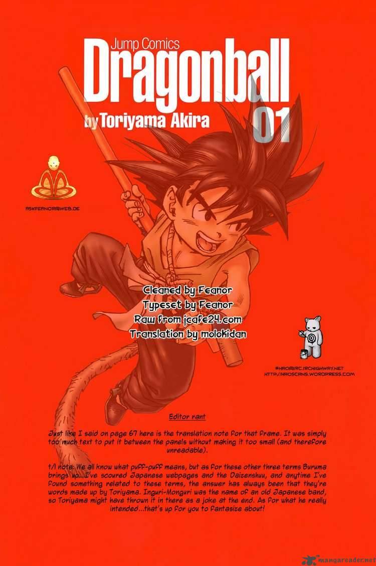 Dragon Ball, Chapter 19 image 017