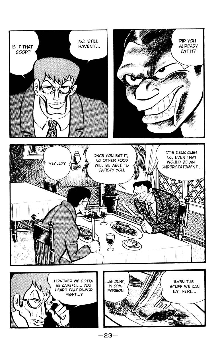 Devilman, Chapter 3 image 020