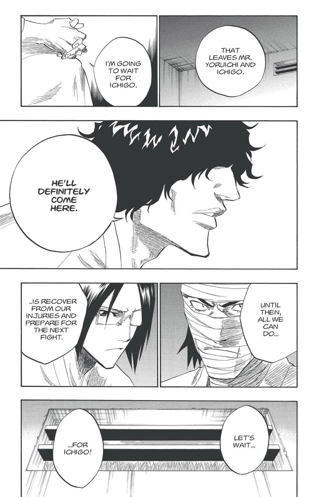 Bleach, Chapter 128 image 009