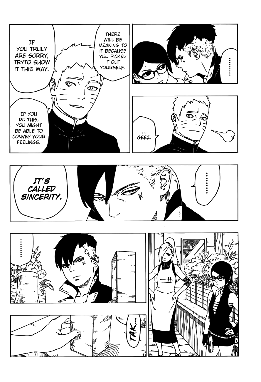 Boruto Manga, Chapter 28 image 021