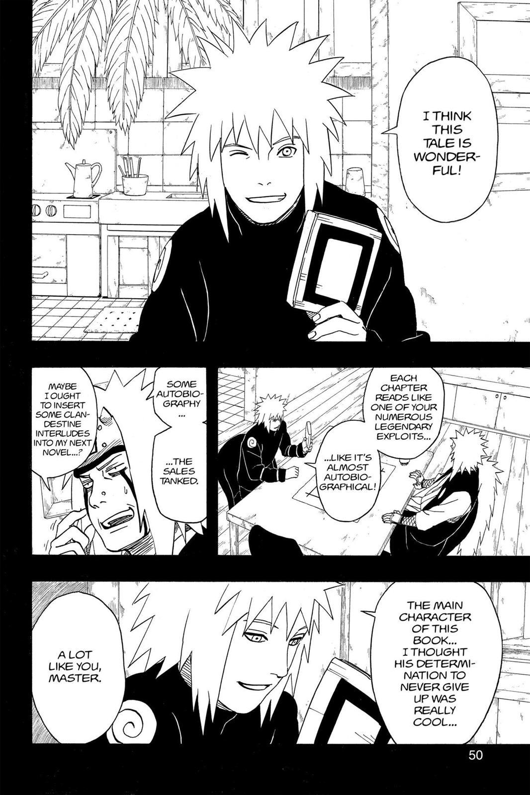 Naruto, Chapter 382 image 008