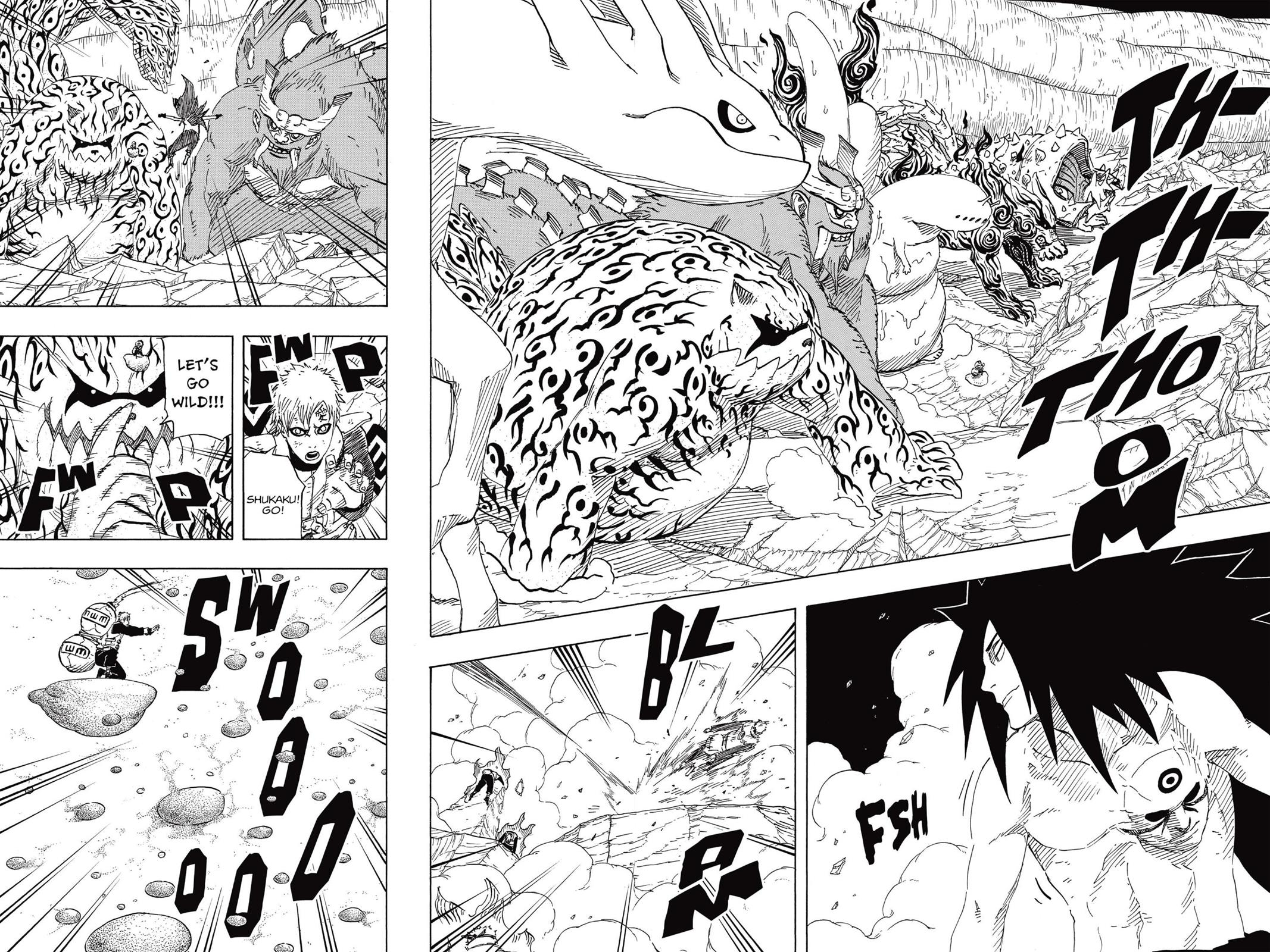 Naruto, Chapter 658 image 009
