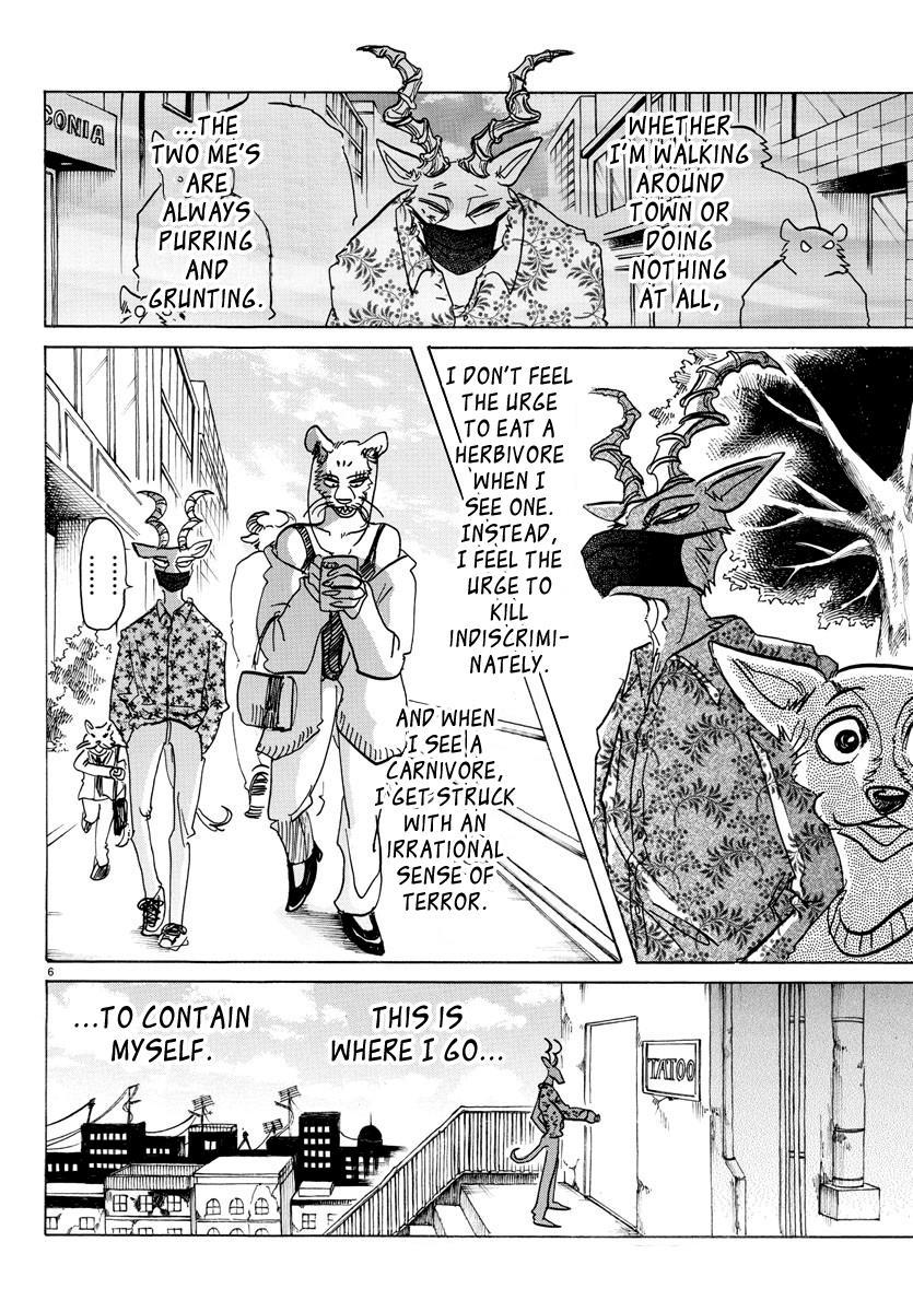 Beastars Manga, Chapter 139 image 007