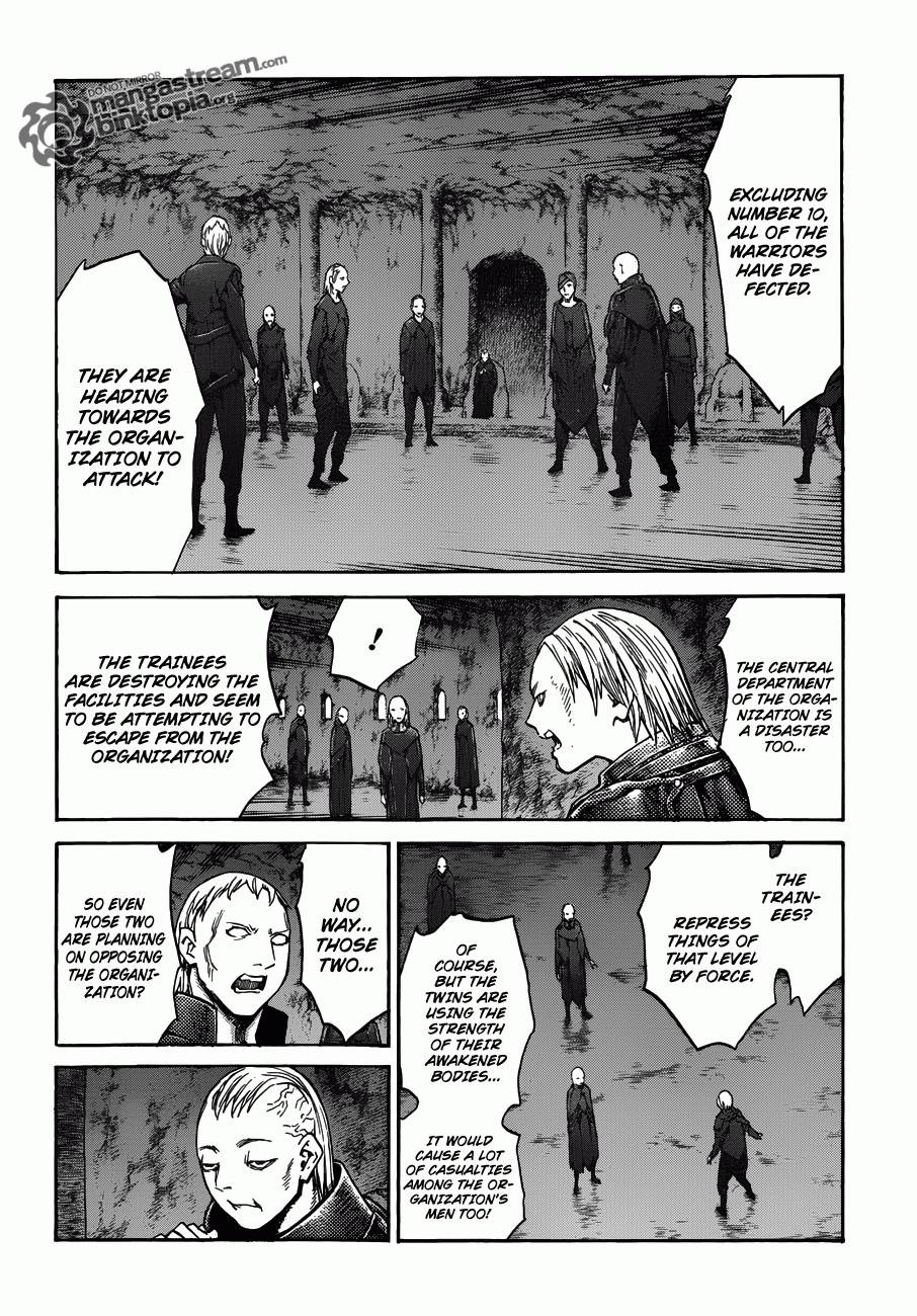 Claymore, Chapter 114 image 011
