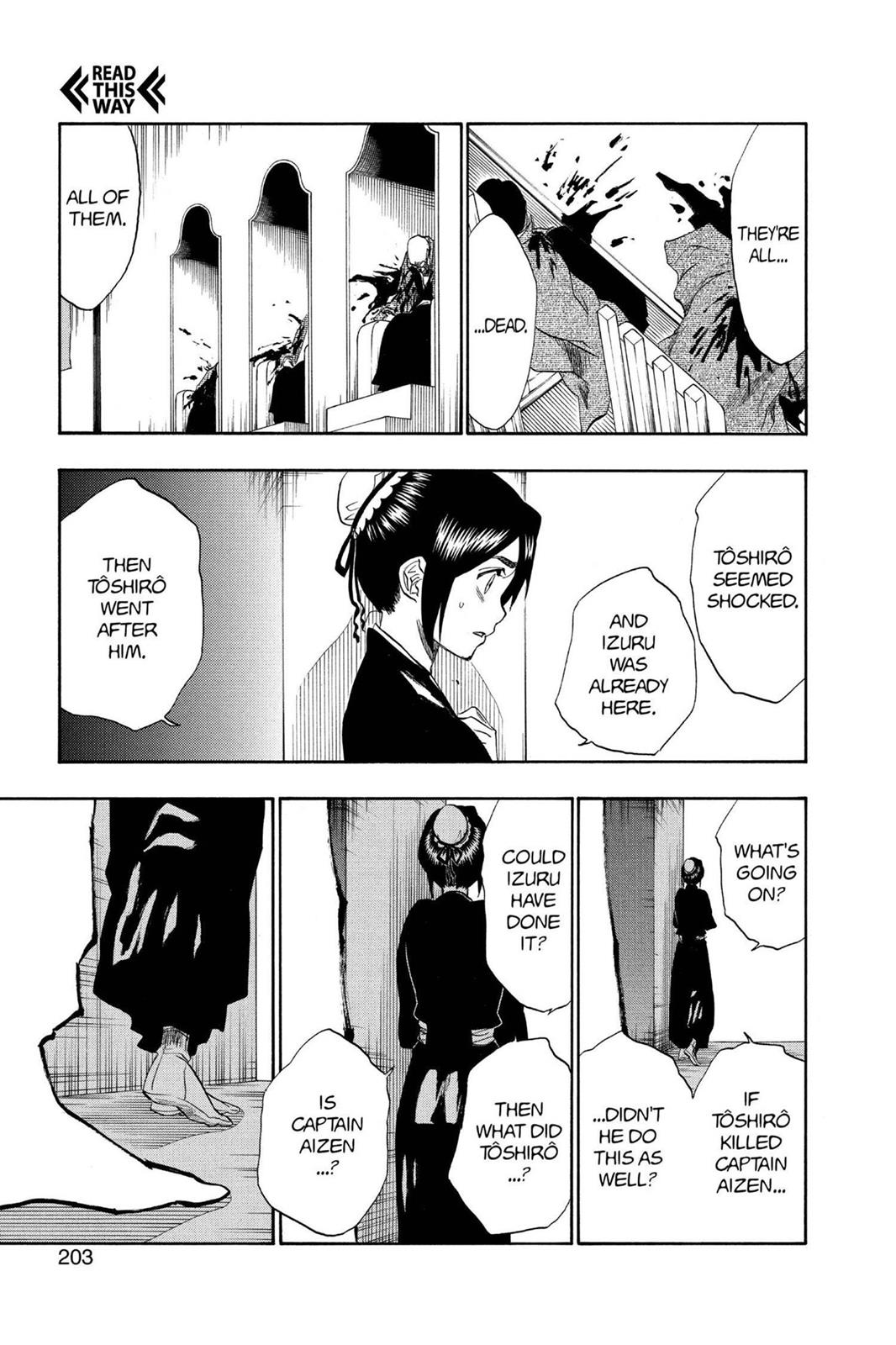 Bleach, Chapter 168 image 017