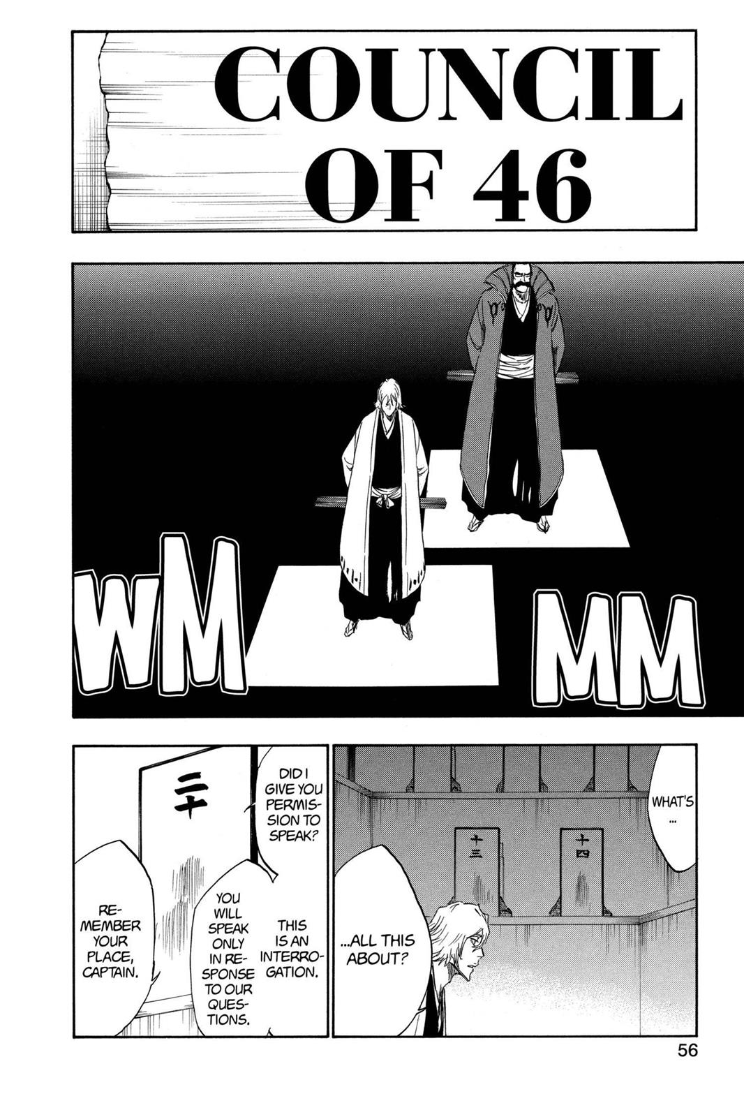 Bleach, Chapter 315.8 image 054