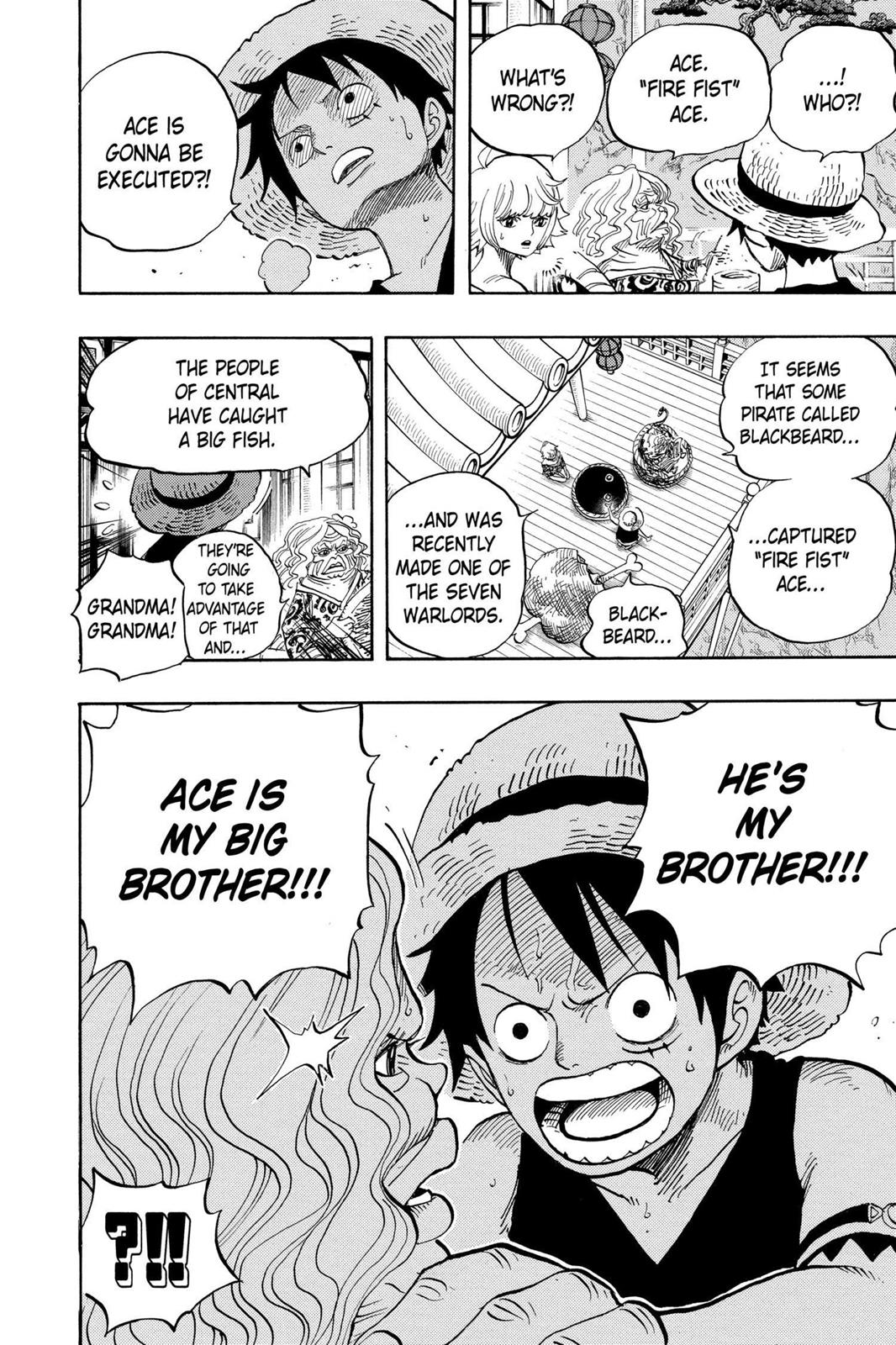 One Piece, Chapter 522 image 008