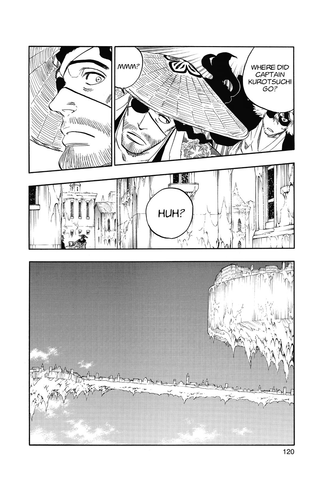 Bleach, Chapter 629 image 006