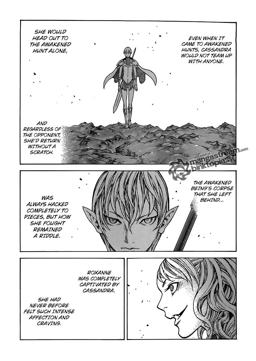 Claymore, Chapter 117 image 014