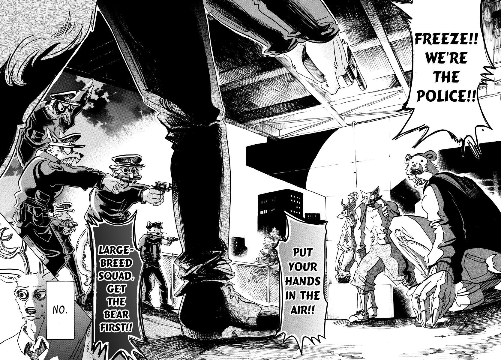 Beastars Manga, Chapter 97 image 009