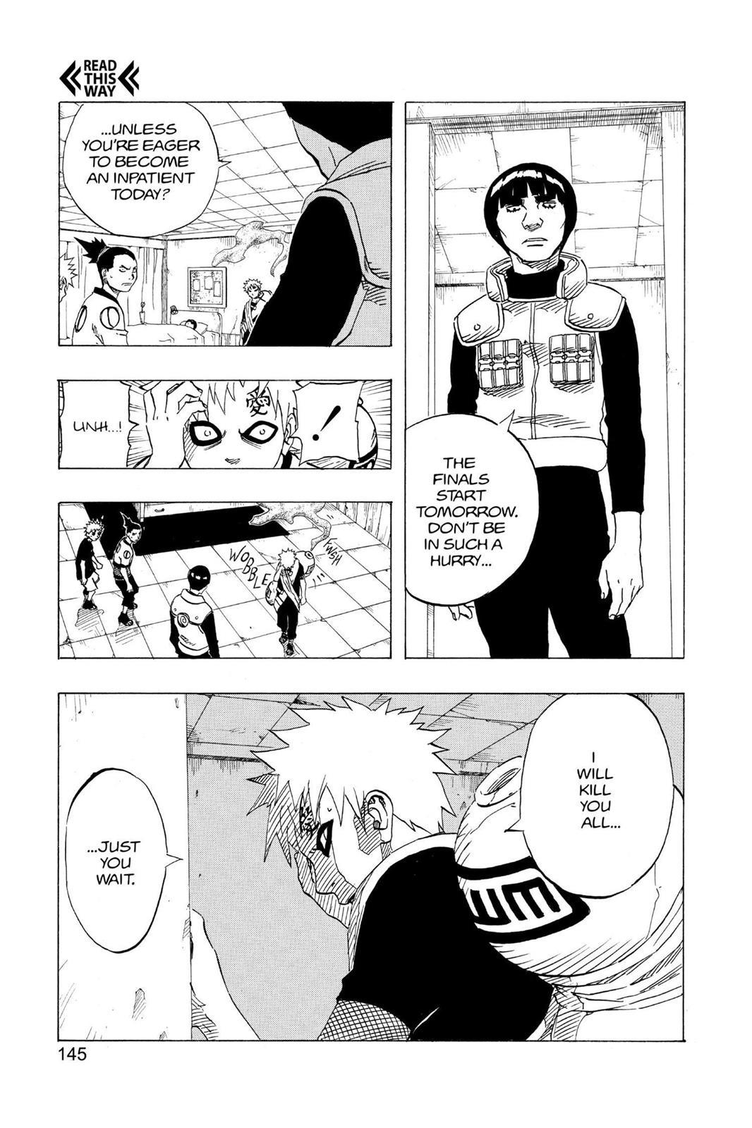 Naruto, Chapter 97 image 019