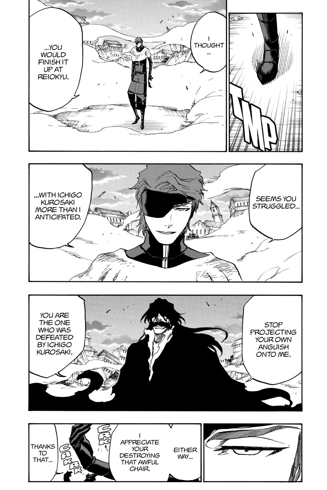 Bleach, Chapter 682 image 012