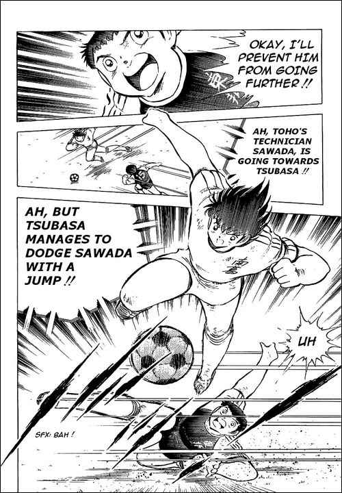 Captain Tsubasa, Chapter 78 image 080