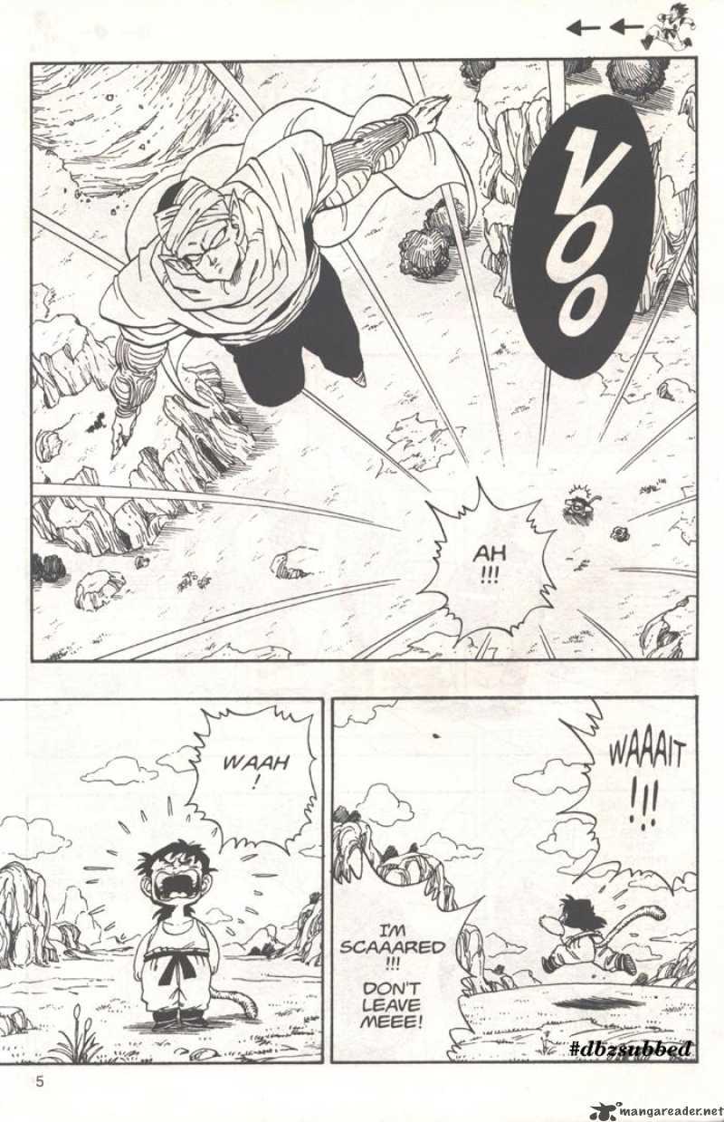 Dragon Ball, Chapter 207 image 005