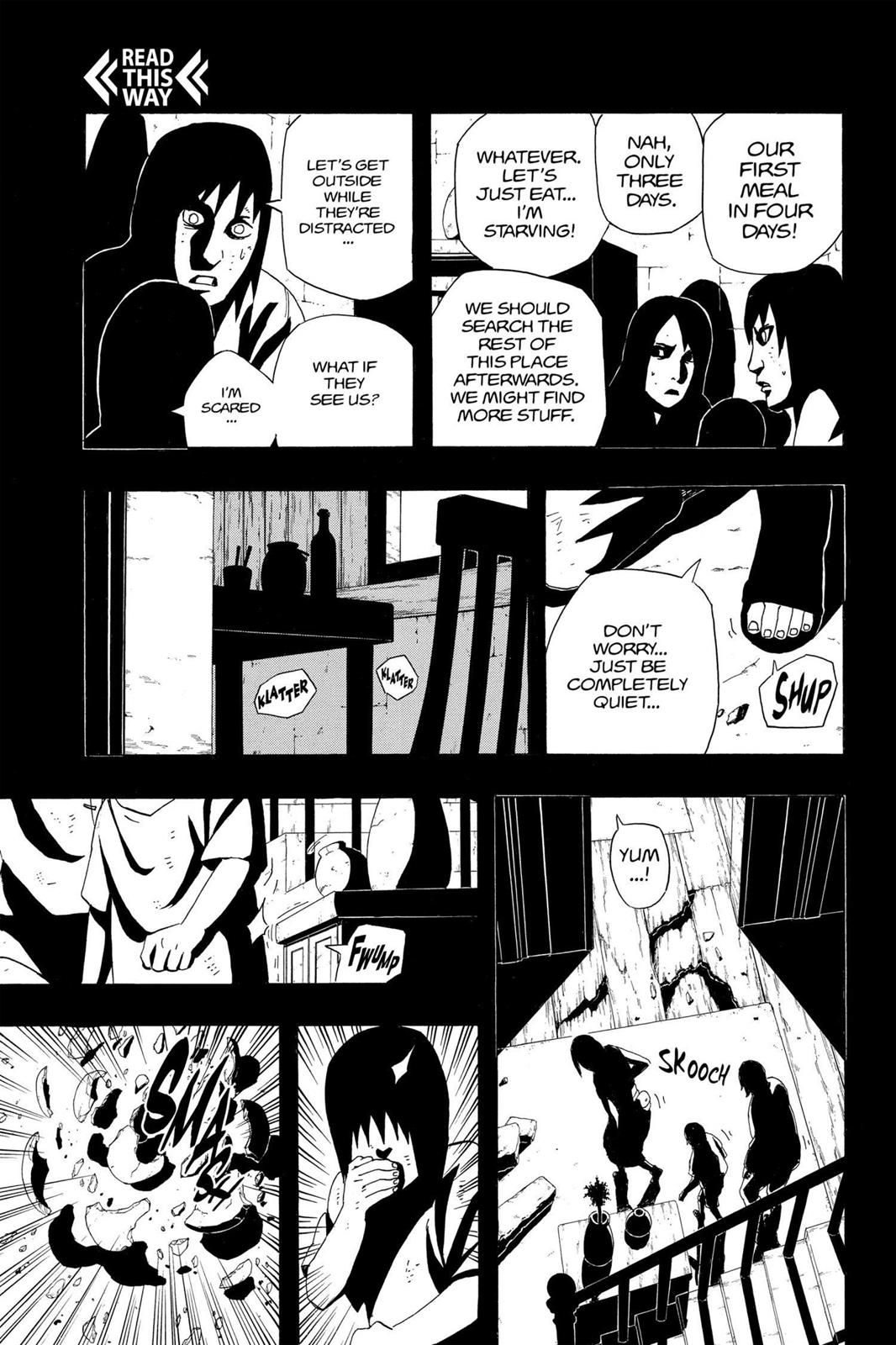 Naruto, Chapter 444 image 013